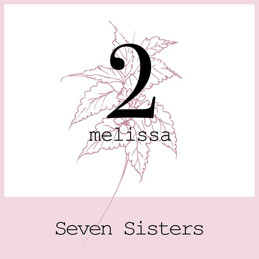 Il secondo oleolito spagirico della Linea Seven Sisters. L'oleolito di Melissa è indicato per pelli sensibili e reattive con problemi di infiammazioni.